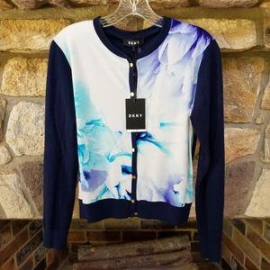 DKNY Cardigan Sweater Women's Size Small